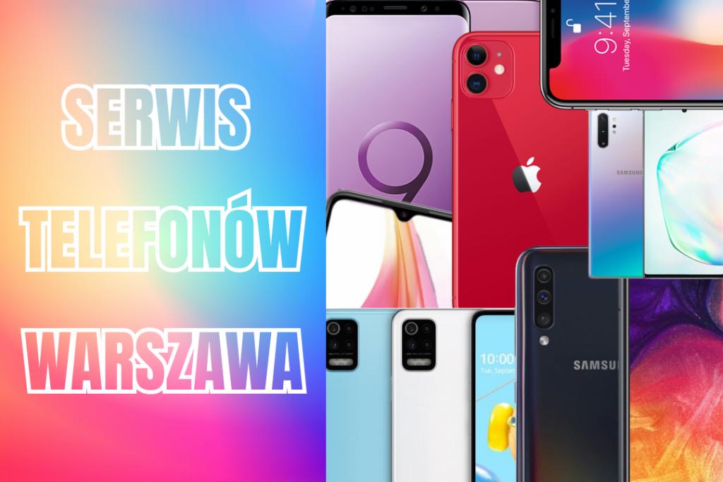 serwis telefonów Warszawa